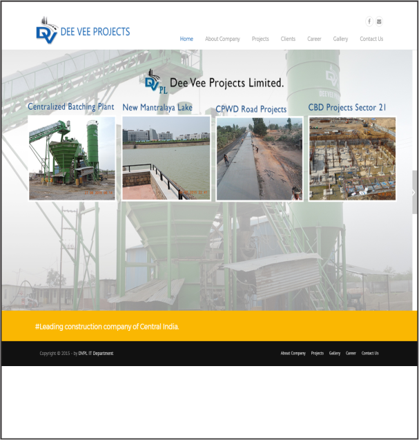 Dee Vee Project Limited