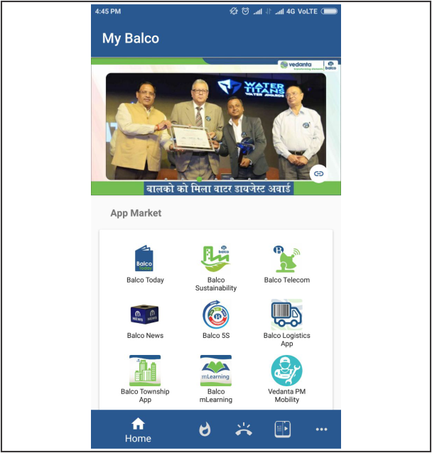 My Balco App