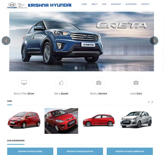 Krishna Hyundai
