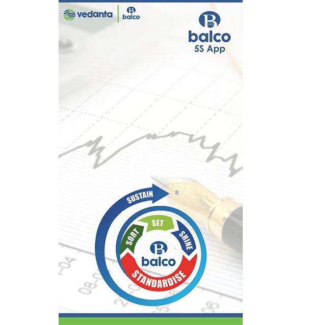 Balco 5S Audit Tool