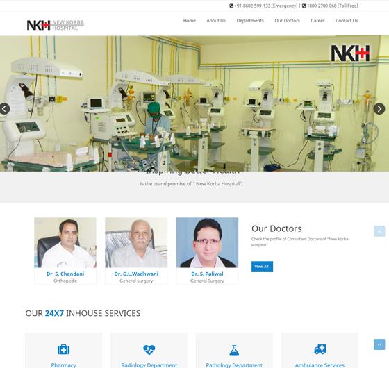 New Korba Hospital