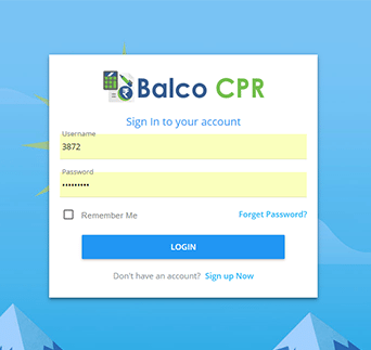 Balco CPR