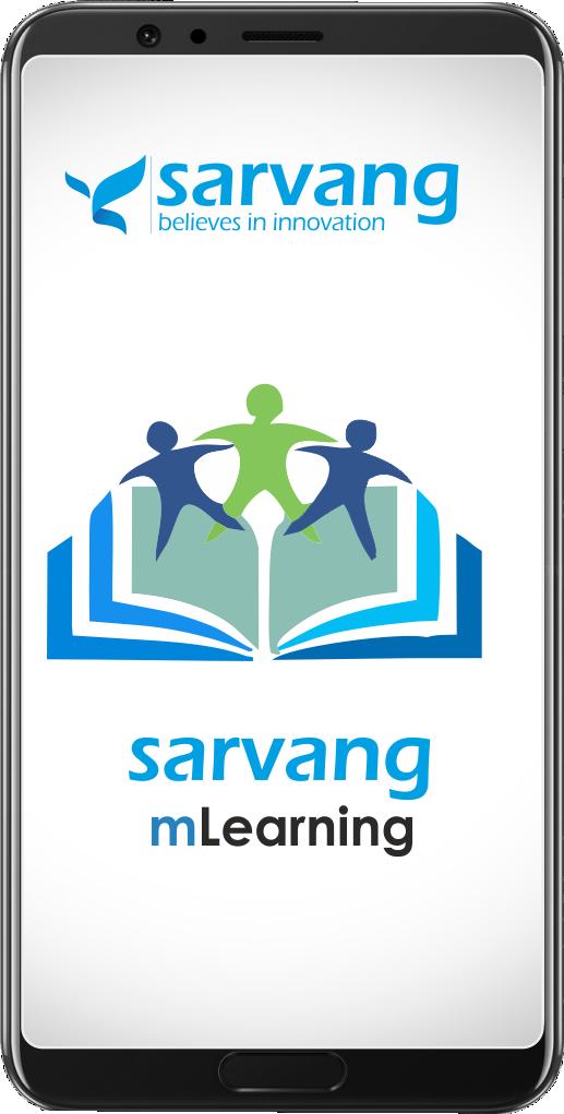 Sarvang mLearning